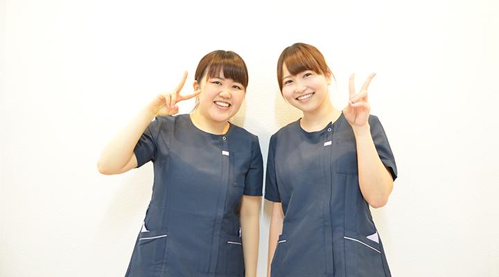 まずは、歯医者の雰囲気に慣れてもらいます!
