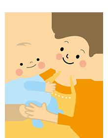 マイナス1歳からの虫歯予防