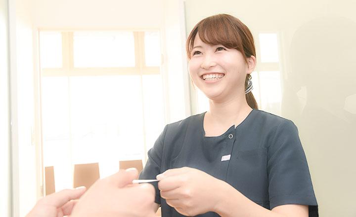 歯科助手・受付希望